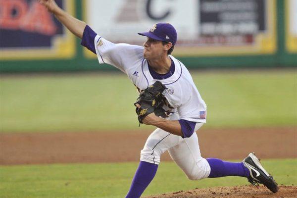 Austin Ross LSU Pitcher